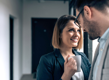 Personal relationships in the workplace