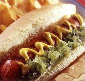 Jumbo All Beef Hot Dogs