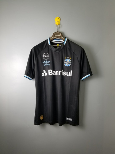 1b94b07eb Camisa Grêmio uniforme 3 2018 versão torcedor. R 130.00