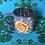 Thumbnail: Lilac Floral Enamel Kashmir Mug