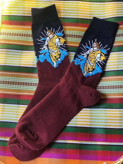 Jesus Socks