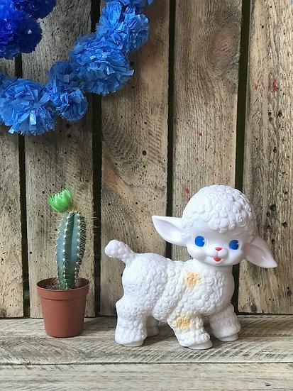 White Lamb Squeaker