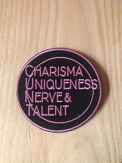 Charisma Uniqueness Nerve & Talent Patch