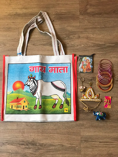 Medium Indian Handicraft Gift Set