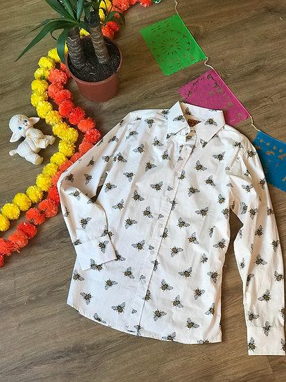 King Bee Long Sleeve Shirt - Run & Fly