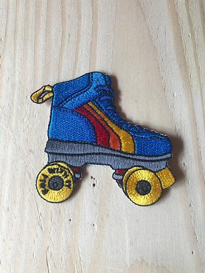 Rollerskate Patch