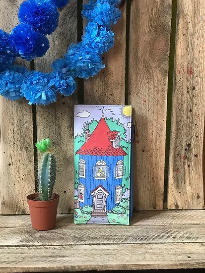 Moomin House Purse