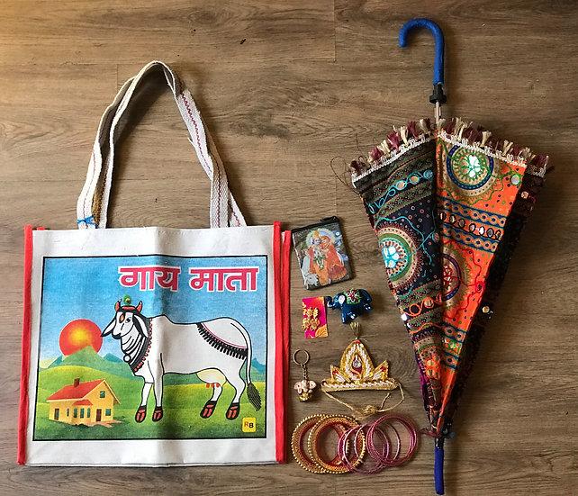 Large Indian Handicraft Gift Set