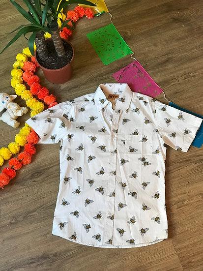 King Bee Short Sleeve Shirt - Run & Fly
