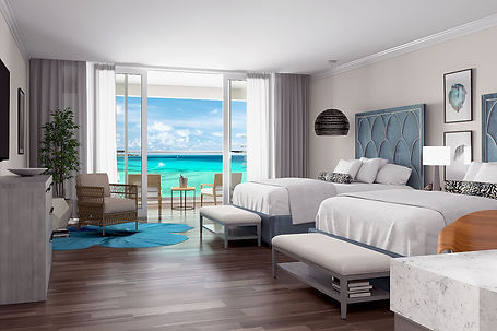 O2 Luxury Collection Oceanfront Queen Ro
