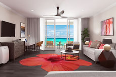 O2 Luxury Collection Oceanfront King Roo