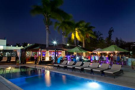 South Beach - Pool Deck - Restaurant - D