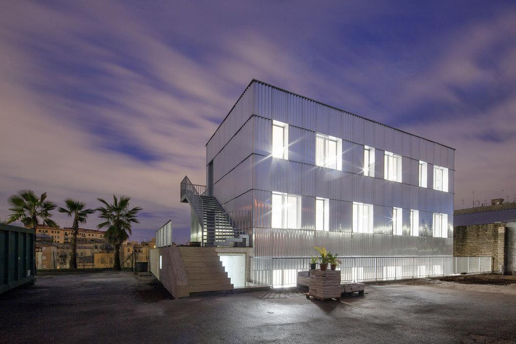 Progetto fotografico per studio IT'S. (2018) Nuovo HUB creativo e sede di IT'S. Roma