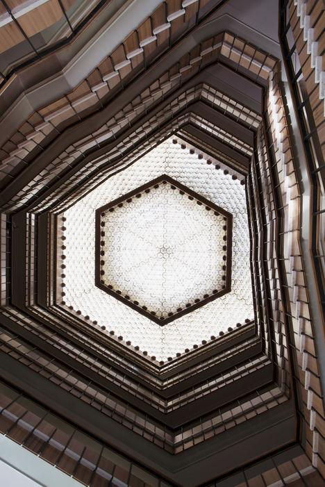 progetto fotografico per fondazione Adriano Olivetti, Roma. (2015) Palazzo Uffici