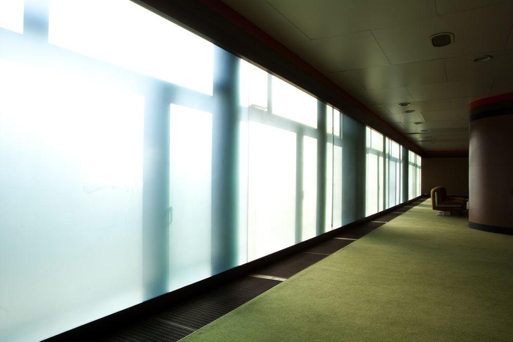 progetto fotografico per fondazione Adriano Olivetti, Roma. (2015) Foresteria palazzo uffici