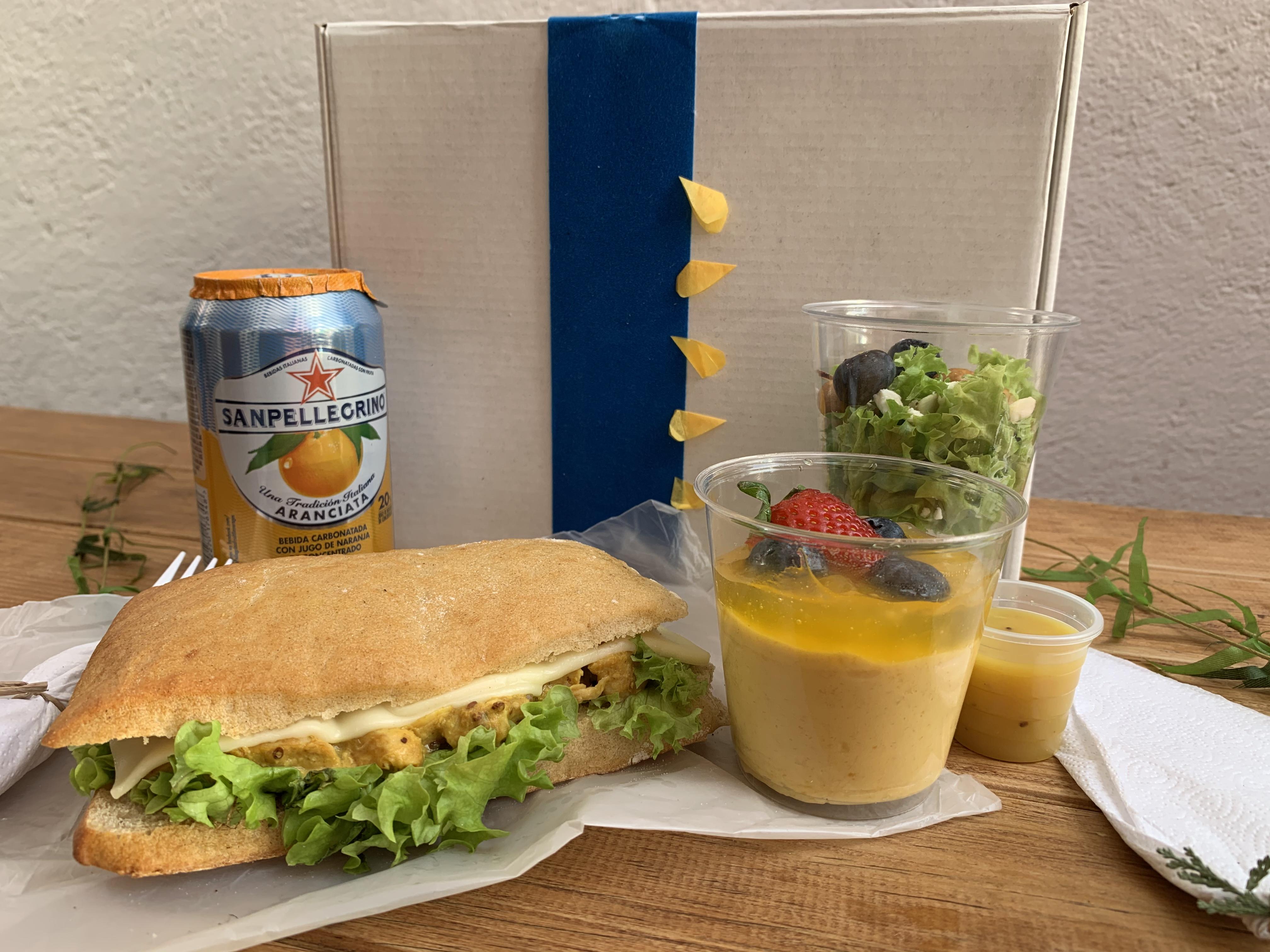 Box Lunch Sapor