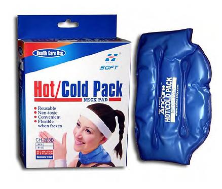 HOT COLD PACK NECK - SOFT