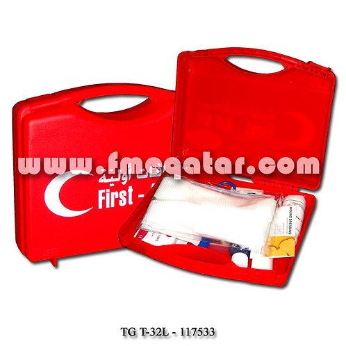FA BOX PLASTIC [T-32 L] - T&G
