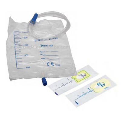 URINE BAG PARDIATRIC - PRIME