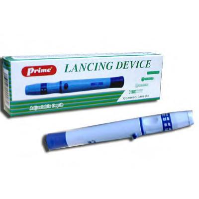 BLOOD LANCING DEVICE - PRIME