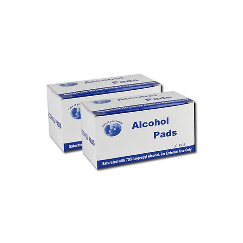 ALCOHOL SWABS - LORD