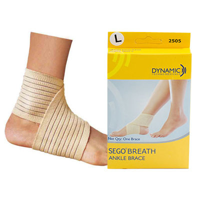 ANKLE SUPPORT SEGO BREATH - DYNA