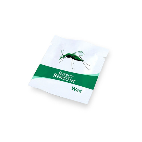 WIPES - INSECT REPELLENT - SOFT