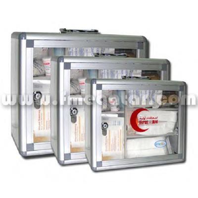 FA BOX METAL [M-104] EMPTY - MX-LRD