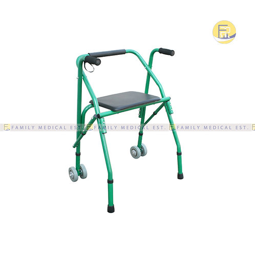 CRUTCHES WALKER-WITH WHEELS LK 3110W - TIANJIN