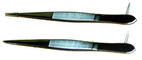 FORCEPS METAL POINT-TIP - SOFT