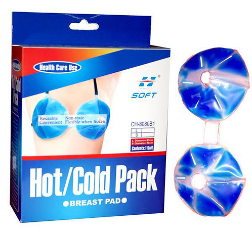 HOT COLD PACK BREAST - SOFT