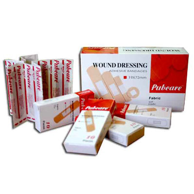 WOUND PLASTER - PUBCARE