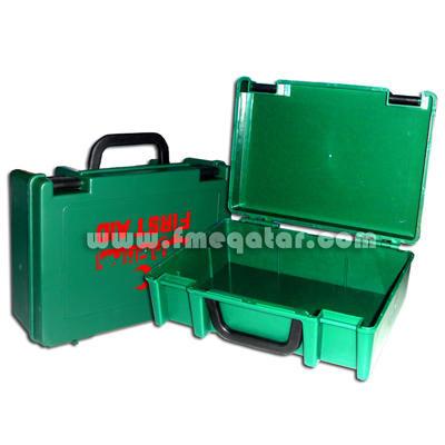 FA BOX PLASTIC GREEN EMPTY - MX-LRD