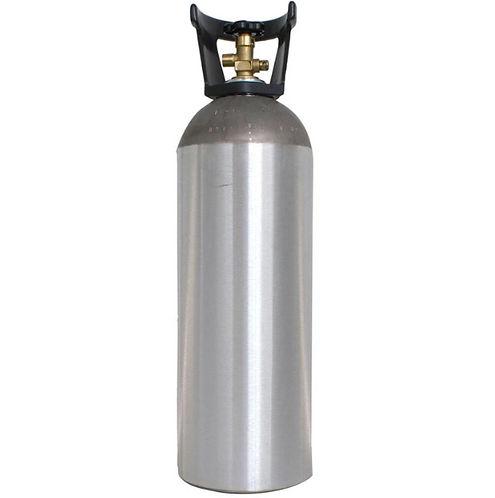 CO2 CYLINDER - ALCAN