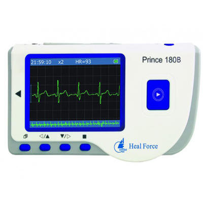 ECG MONITOR - HEAL FORCE