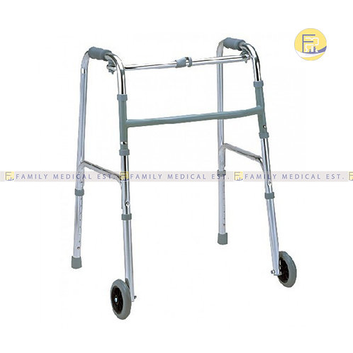 CRUTCHES WALKER-WITH WHEELS 20-8012 - PRIME