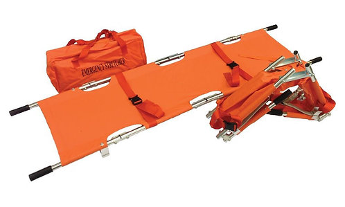 STRETCHER 4-FOLD W/BAG - MX-LRD