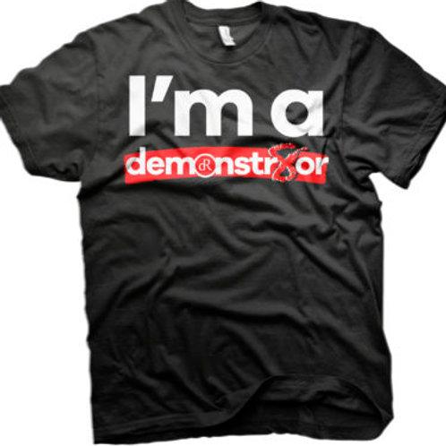 I'm a demonstr8or