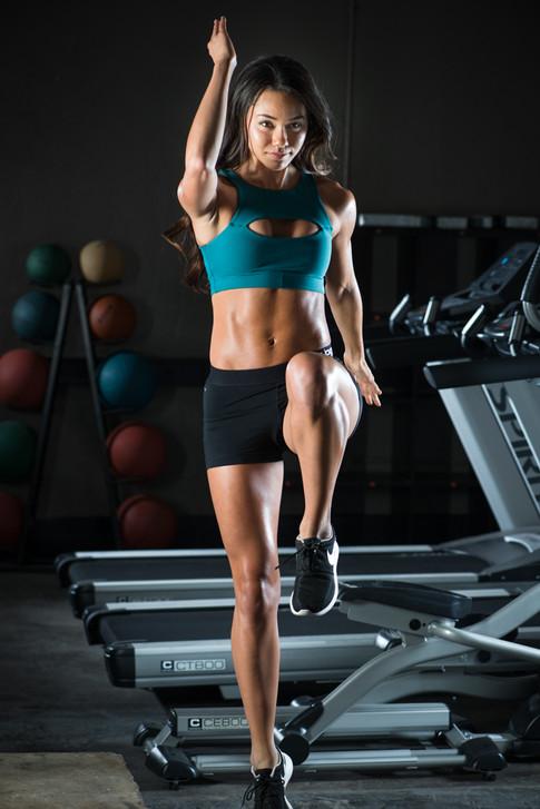Kayla Pele Fitness Trainer