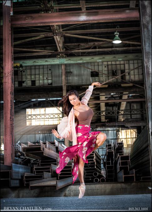 Monique Evans Ballet