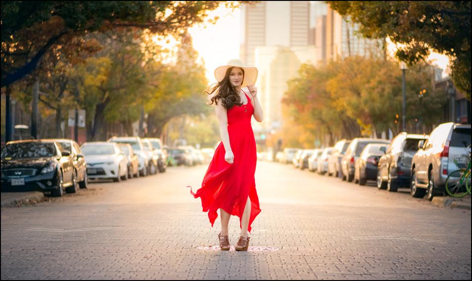 Senior Photos Deep Ellum Dallas