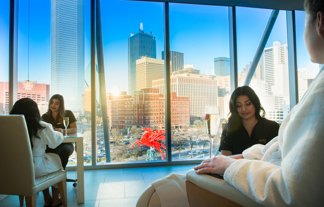 Mokara Spa at Omni Dallas
