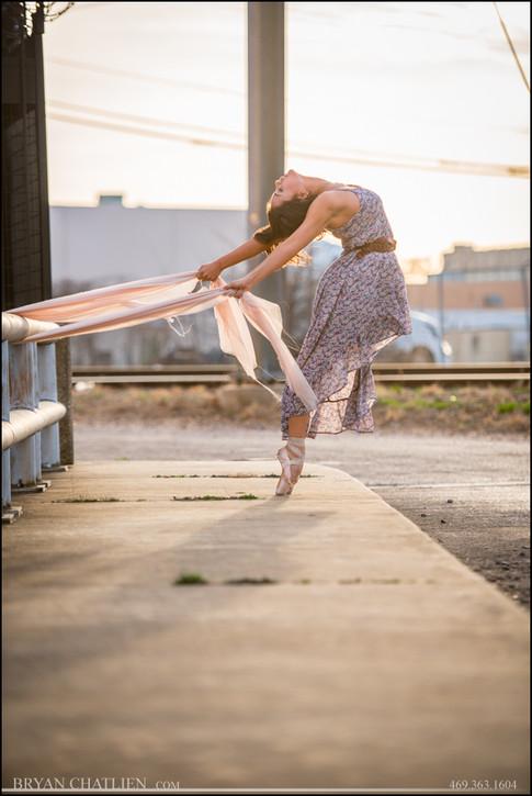Monique Evans Dance