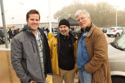 Cracked 109 - Director Jim Donovan & Creator Calum De Hartog & Producer  Peter Raymont 2012