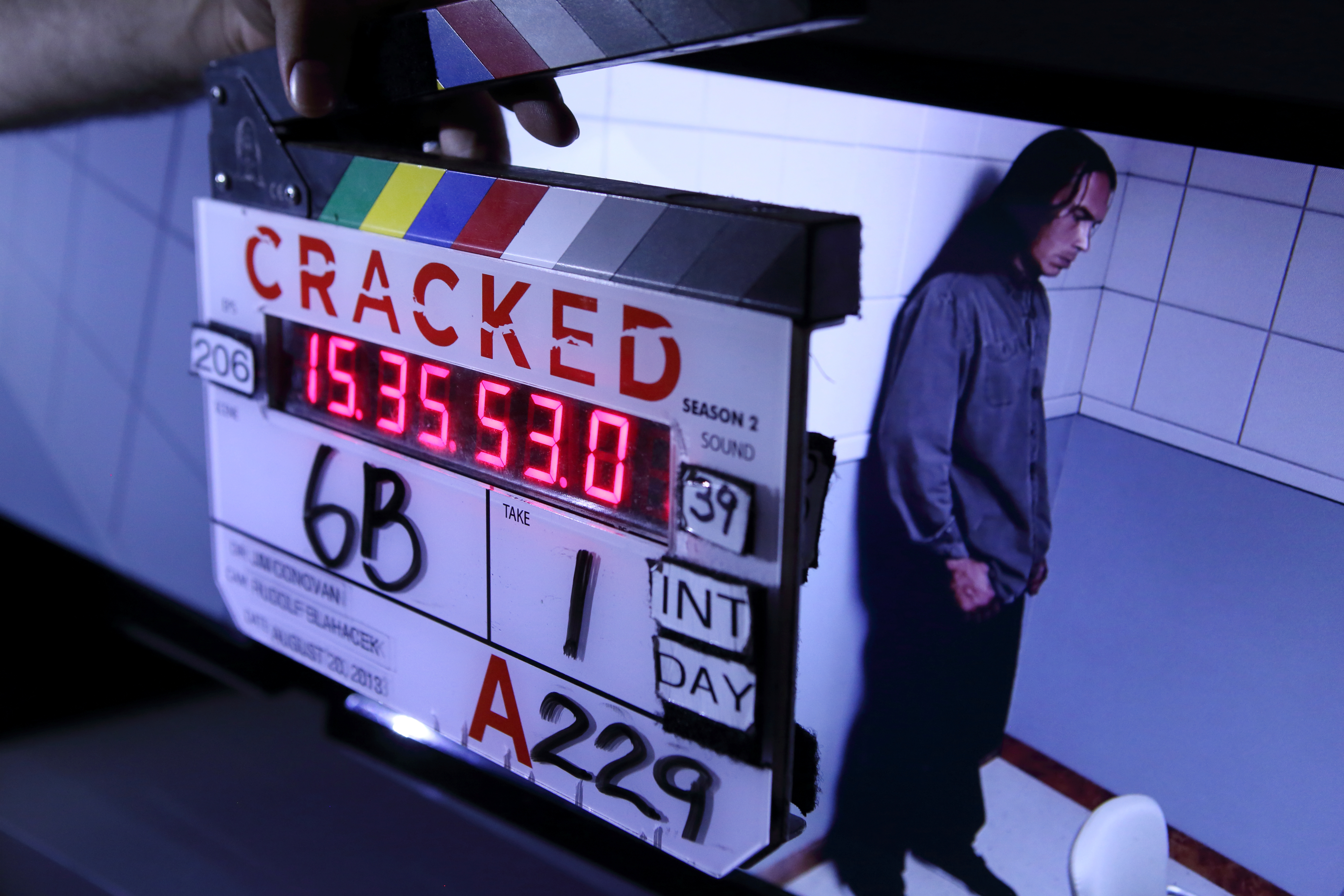 Cracked 206 - Episode 206 Ghost Dance  2013