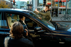 3 Seasons - Streets of Montreal with actors Romano Orzari & Carinne Leduc 2008
