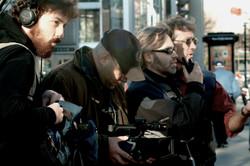 3 Seasons - Shooting on the streets of Montreal 2008