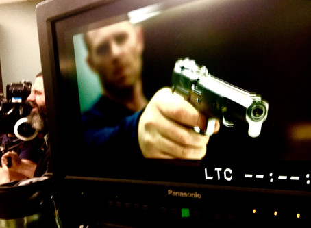 Shooting Le Siège - The story