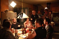 Le Clan - Season 1 with Actors Louis Philippe Dandenault - Jean-Sébastien Courchêsne - Pierre-Yves C