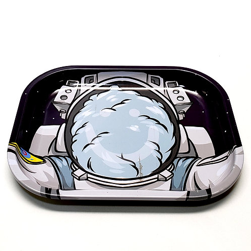 Rolling Tray (Spaceman)